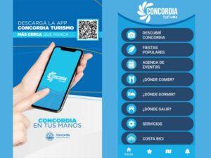 Nueva APP «CONCORDIA TURISMO»